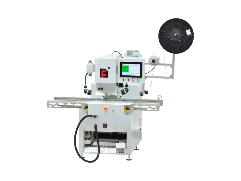 2D flexible insertion machine