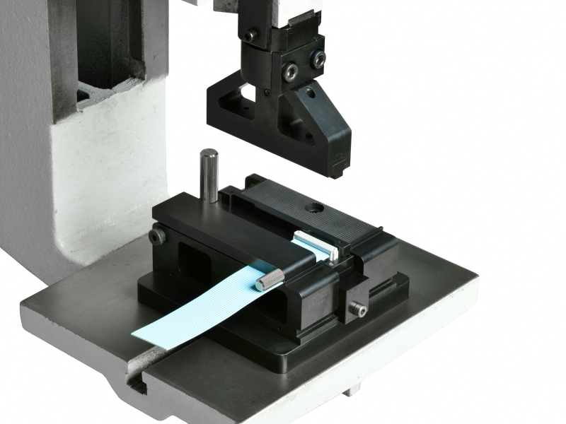 full-automatic machine for flat ribbon cable