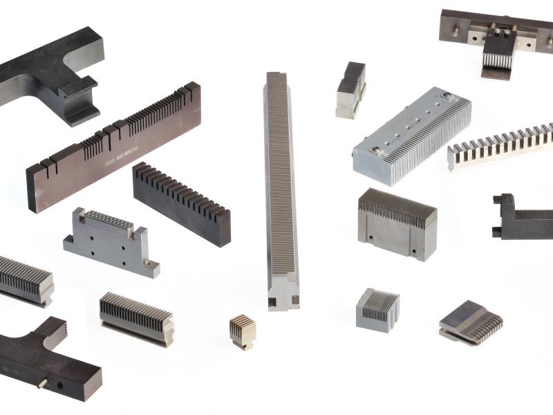 Press-fit / seating blocks / adpator block / insert tooling / insertion blades